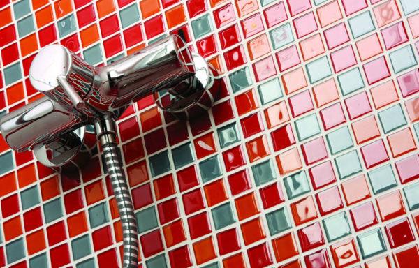 декорация мозаикой