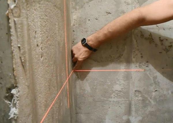инструкция как выровнять стены