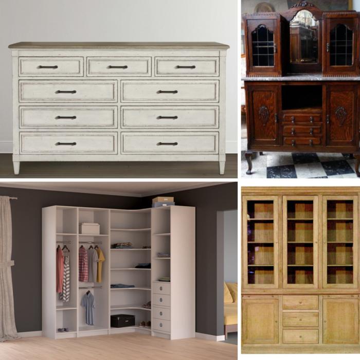 мебель для хранения или как составить смету