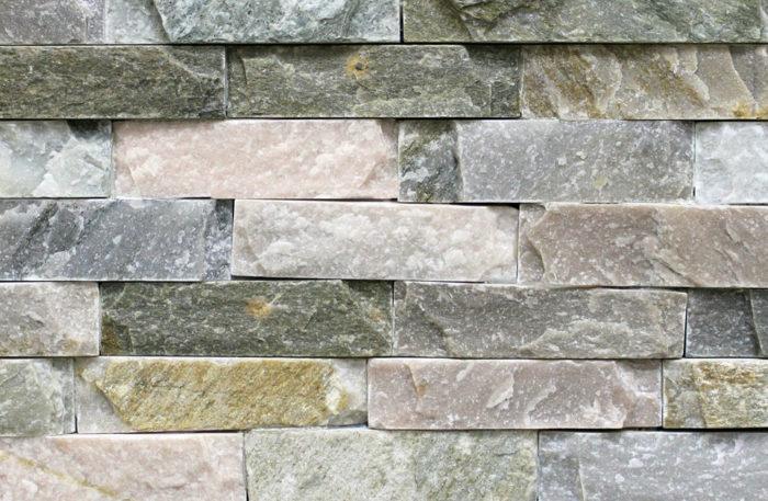 декоративный камень из кварцита
