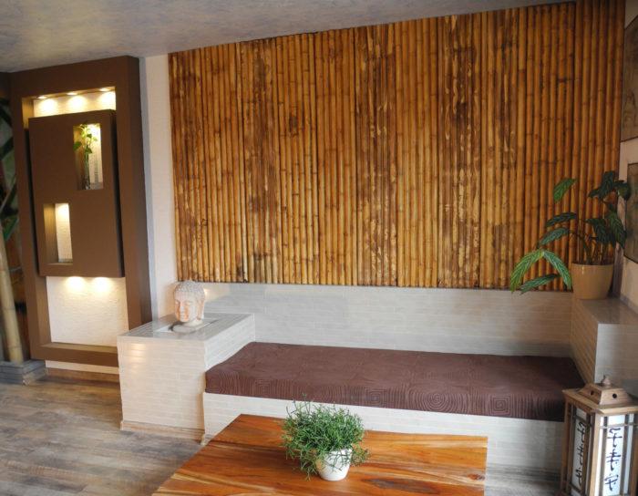 3D панели бамбуковые