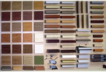 материалы изготовления дверей купе