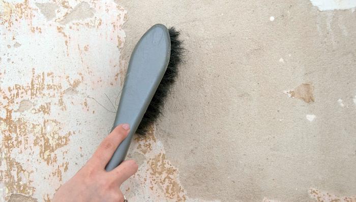 подготовка бетонной стены к штукатурке
