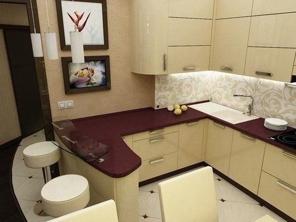 фото кухонь 15