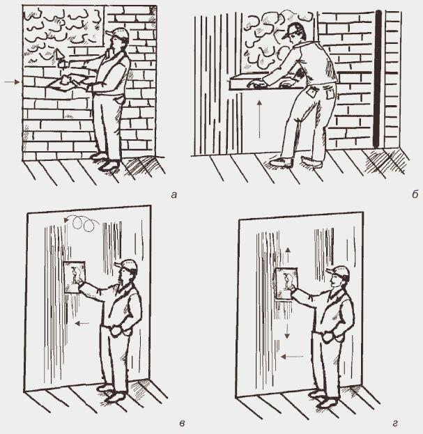 Подробная инструкция по оштукатуриванию