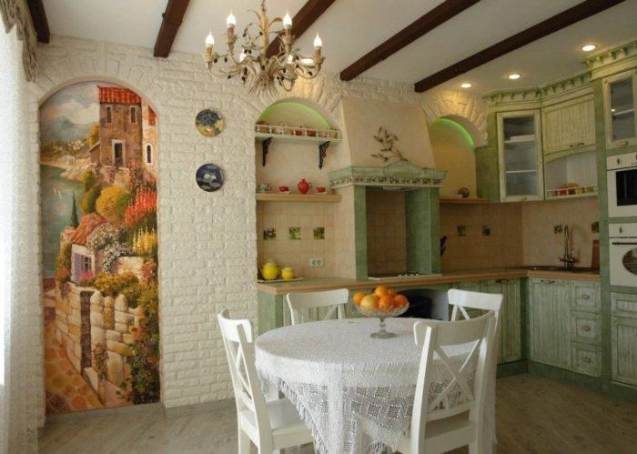 фото кухонь 14