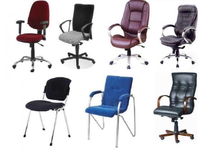 Виды стульев Классификация по конструктивным особенностям