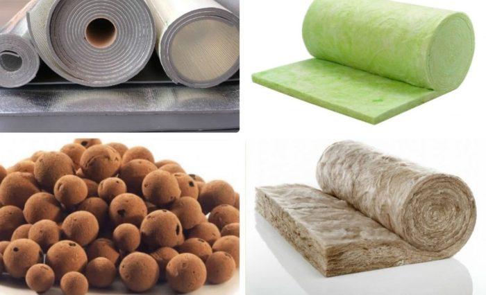 Другие виды материалов для шумоизоляции