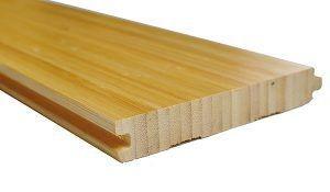 вертикальный бамбуковый пол