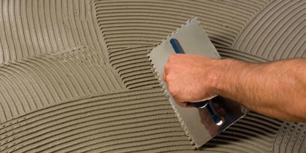Плиточный клей: виды, особенности применения