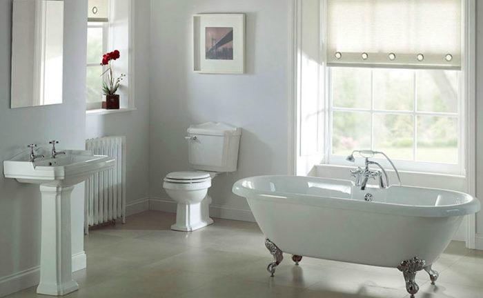 Виды сантехники для ванной комнаты