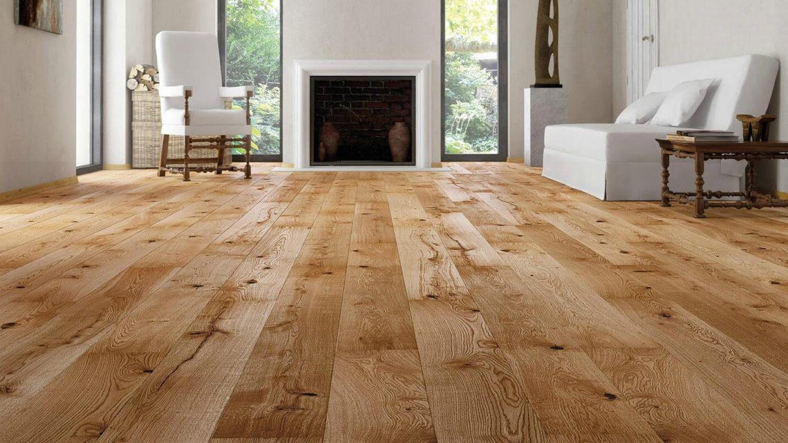 Пол из деревянных досок: виды и их особенности
