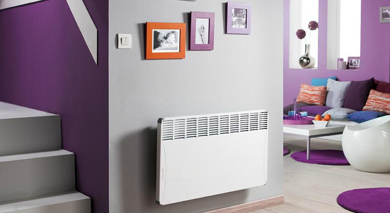 Электрическое отопление: типы систем
