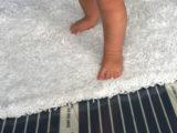 Можно ли ковролин на теплый пол