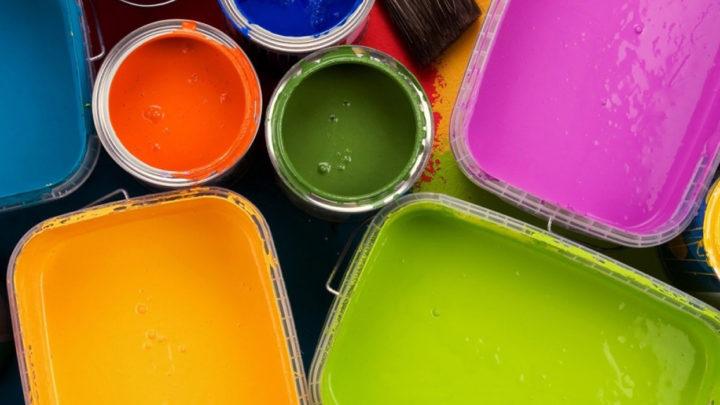 Эмульсионная краска: виды, нанесение и производители