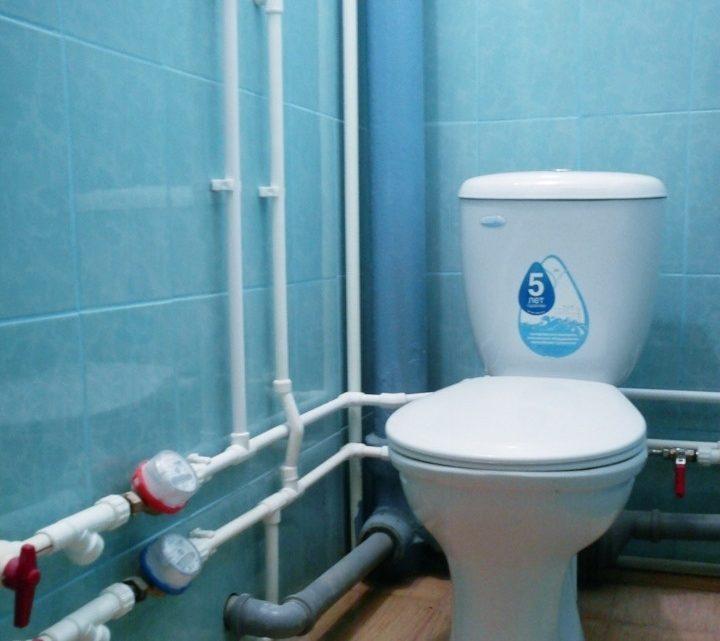 Трубы для ванной комнаты: схемы разводки
