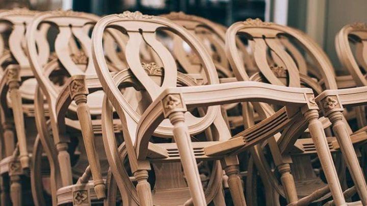 Виды стульев: какие бывают
