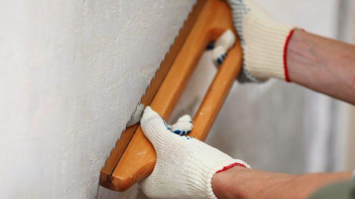 Как выравнивать стены гипсовой штукатуркой