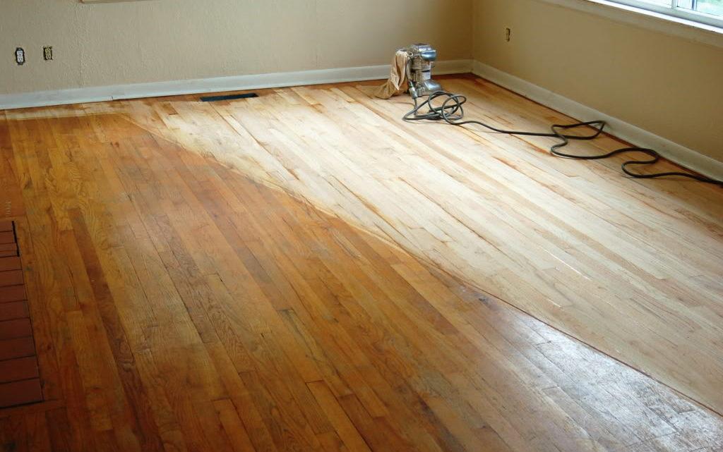 Как выровнять деревянный пол при дефектах