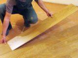 На какое основание можно укладывать ламинат и выровнять пол под ламинат