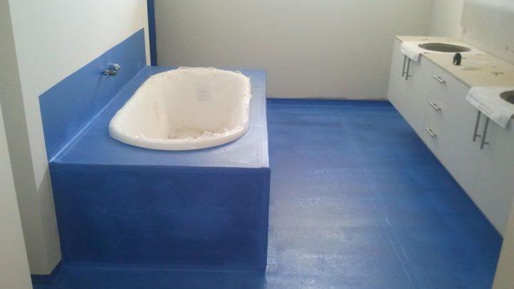 Гидроизоляция под плитку в ванной комнате
