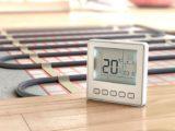терморегулятор и теплый пол