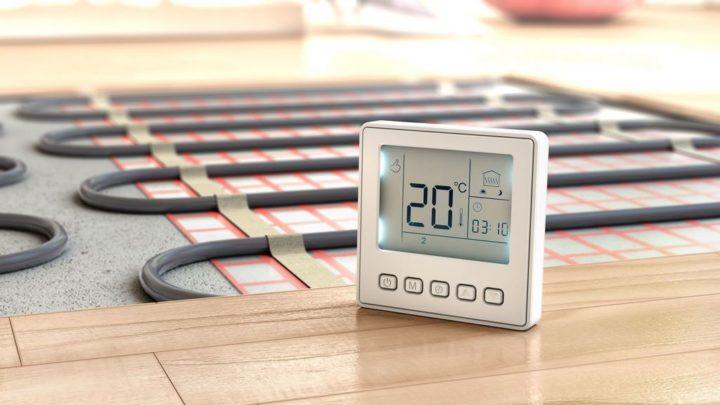 Терморегулятор для теплого пола: виды, монтаж