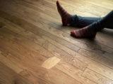 Деревянный пол в квартире своими руками
