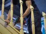 Как крепить балясины: крепление и монтаж